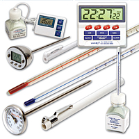 Temperature Measurement & Thermometers
